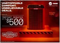The Trane Unstoppable Event